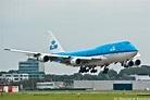 KLM boeing 747, alle vliegtuigen foto's