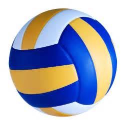 Volleyball bluegold small shutterstock_8453149