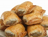 Sausage Rolls Recipe — Dishmaps
