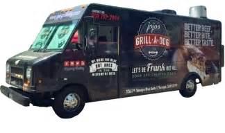 Food Trucks | JoJo's Grill-A-Dog | Hot Dog Food Truck