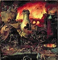 Archives of Khazad-Dum: Hieronymus Bosch - Hell 2