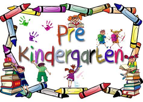 Pre-kindergarten Clipart
