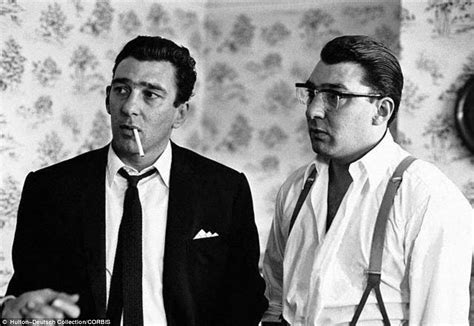 Greetings cards sent between Ronnie and Reggie Kray being ...