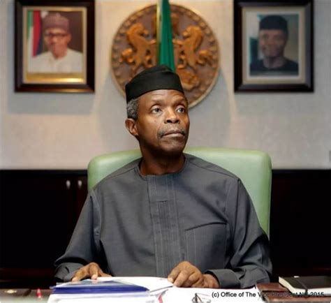 Yemi Osinbajo Biography | Facts About Nigeria's Vice ...