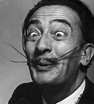 Famous Introverted People: Salvador Dali ⋆ LonerWolf