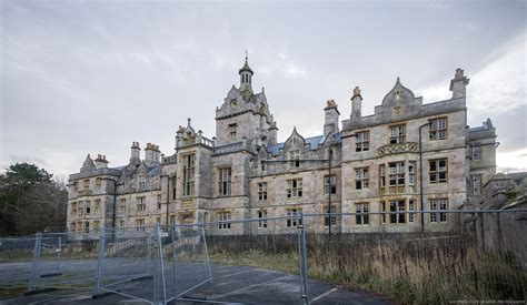 North Wales Hospital, Denbigh - County Asylums