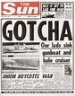 Memorable headlines: GOTCHA | The Editor's Desk
