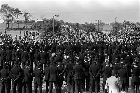 Probe due into 'Battle of Orgreave' miners' strike clashes ...