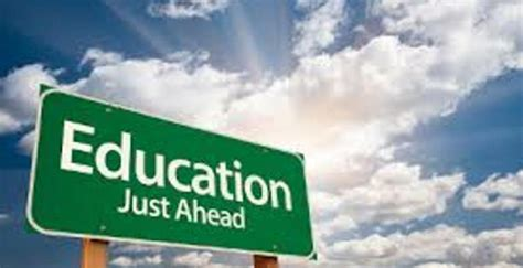"""""""No barriers to education – the goal""""   YourCommonwealth"""