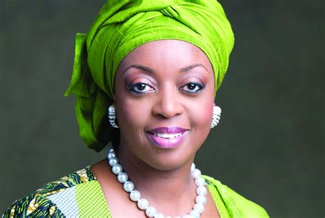 Diezani Alison-Madueke arrested this morning in London