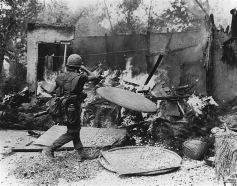 16th March 1968 - My Lai Massacre - Left side of the ...