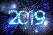 20+ Happy New Year 2019 & Fireworks Pictures & Wallpapers ...