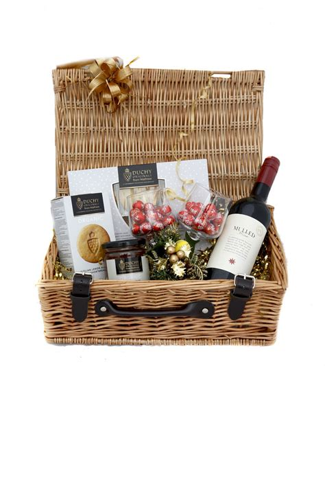 Duchy Originals Festive Hamper - A Gift Basket from Heaven