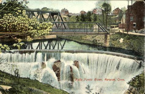 Falls Yantic River Norwich, CT