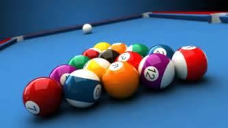 Billiard table and balls - HD wallpaper download ...
