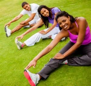 People exercising outdoors - RIA Endovascular - Denver ...