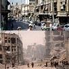 Devastating Before-and-After War Images Of Syria's Beloved ...