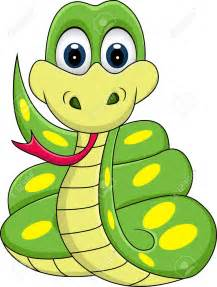 Cartoon Snake Related Keywords & Suggestions - Cartoon ...