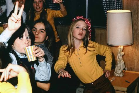 Kids at Party, Circa 1975 | 2 Warps to Neptune