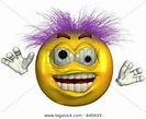 Wild and Crazy Emoticon Stock Photo & Stock Images   Bigstock