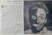 Francis, Dai Biography