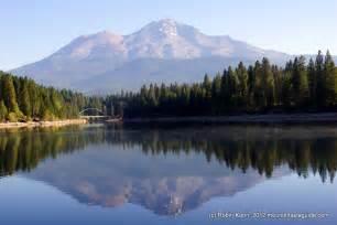 Early Morning Reflection~Lake Siskiyou, Mt. Shasta