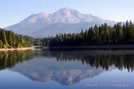 Early Morning Reflection~Lake Siskiyou, Mt. Shasta