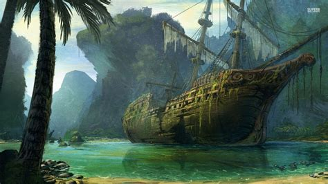Pirates images Pirate Ship HD wallpaper and background ...