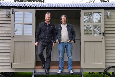 David Cameron on his £25,000 shepherd's hut | Home | The ...