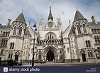 High Court Royal Courts of Justice Strand London Stock ...