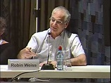 Professor Robin Weiss at Facing Tomorrow 2011 - YouTube