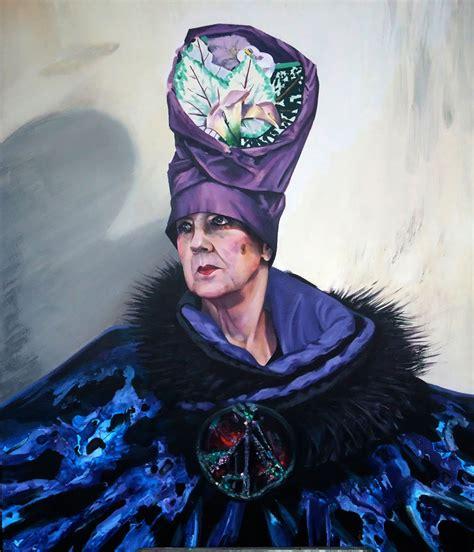 Artist: Darren Coffield | Paintings | Classical Portraits ...