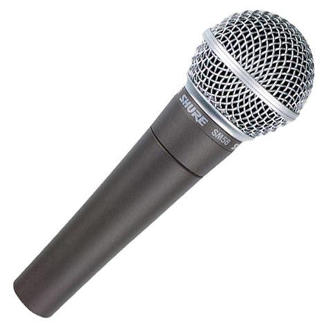 Shure SM58 Microfono per voce dinamico cardioide - quasi ...