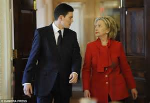 David Miliband dragged into Hillary Clinton email scandal ...