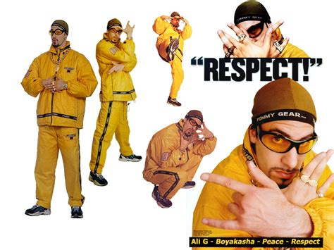 Ali G images Ali G! HD wallpaper and background photos ...