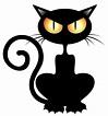 Free Halloween Cat Clip Art – 101 Clip Art