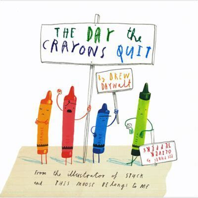 Spoiler Free Review: The Day the Crayons Quit