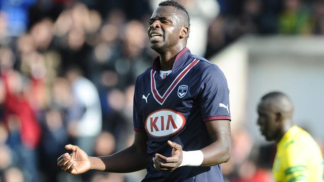 19ème but en 25 titularisations de Ligue 1 pour Cheick Diabaté