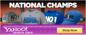 Shop For Kentucky Championship Gear!