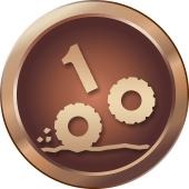 4Runner Off Roader (Bronze)