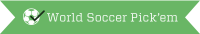 World Soccer Pickem