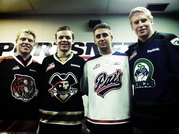 Calgary quartet set to stampede NHL draft floor