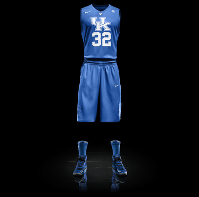Kentucky to wear special road-game Nike jerseys at Tennessee