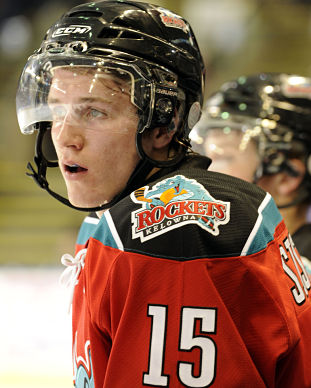 NHL draft tracker: Colton Sissons, Kelowna Rockets