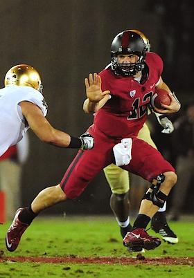 Matt Barkley passes on an NFL payday, but the NCAA has his senior season covered