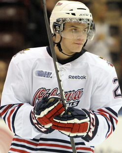 Draft tracker: 5 questions with Scott Laughton, Oshawa Generals