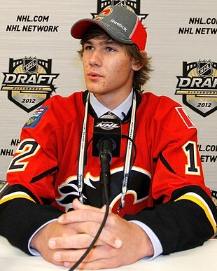 2012 NHL draft: Calgary Flames' Mark Jankowski goes from obscurity to first-round choice