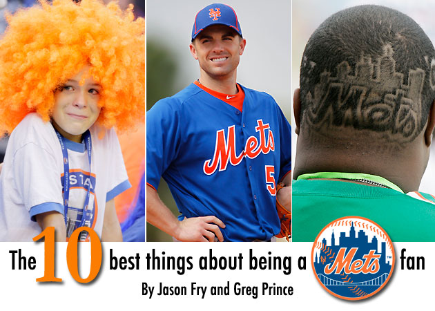 The 10 best things about being a Mets fan