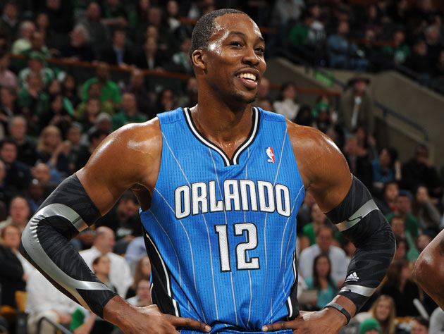 Before he leaves, Dwight Howard would like the Magic to stop being awful