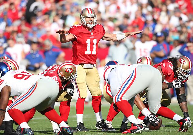 Smarter Stats: New York Giants at San Francisco 49ers